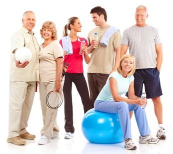 Online занятия по общей физической подготовке