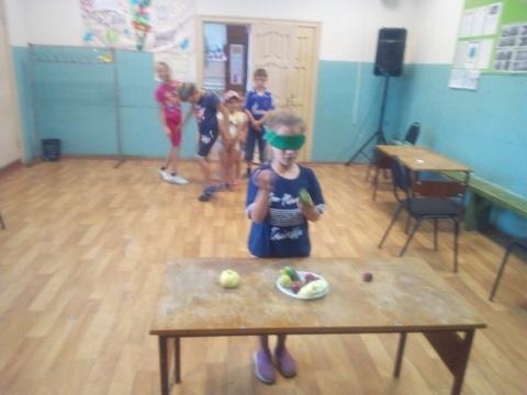 Игровая программа для детей «Веселая осень» прошла в Глуховского доме Культуры