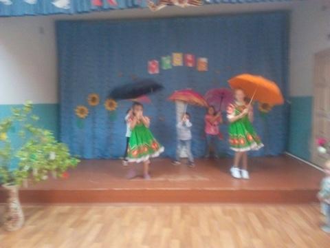 Развлекательно игровая программа для детей «Весёлые краски осени»