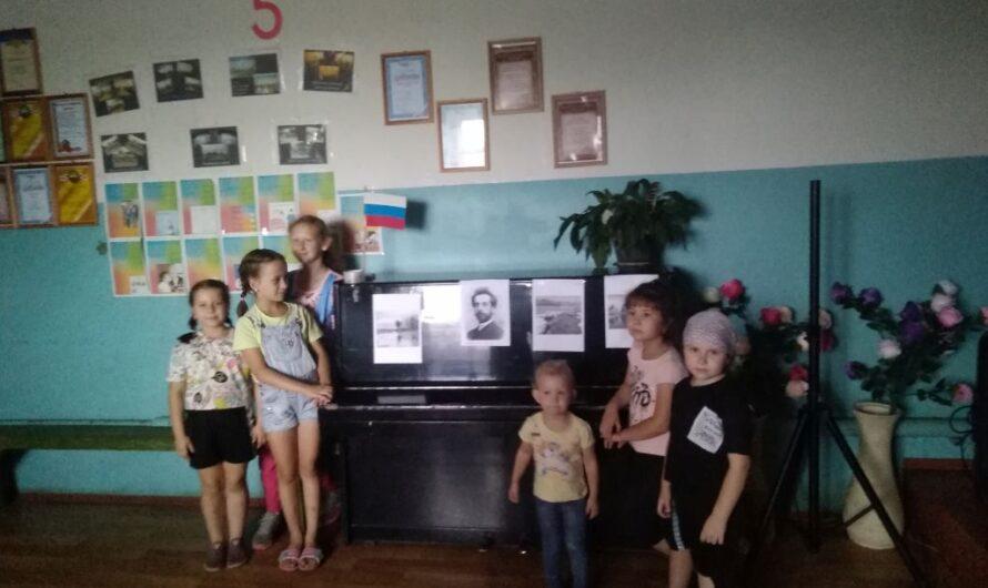 Познавательно программа «В живописи и музыки» посвящённая Дню рождения И.И.Левитана