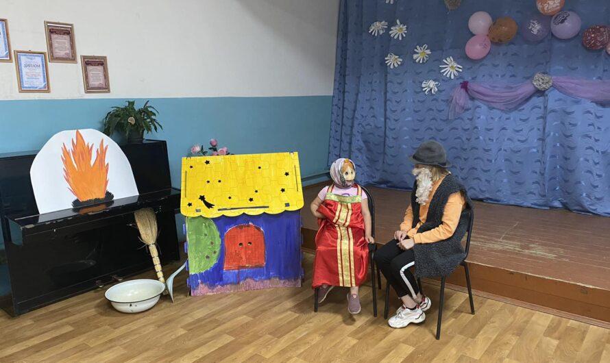 Театрализованная программа «Мультяшкин день»